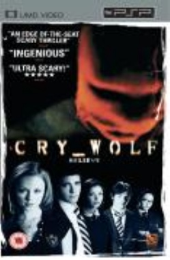 Miscellaneous Cry Wolf UMD Movie PSP