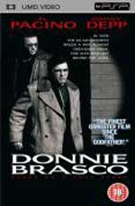 Miscellaneous Donnie Brasco UMD Movie PSP