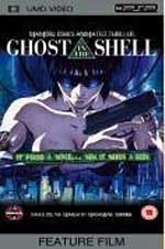 Miscellaneous Ghost In The Shell UMD Movie PSP
