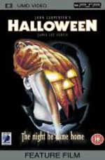 Miscellaneous Halloween 25th Anniversary Edition UMD Movie PSP