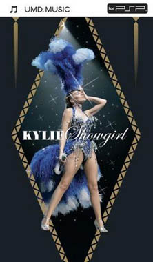 Miscellaneous Kylie Minogue Showgirl The Greatest Hits Tour UMD Movie PSP