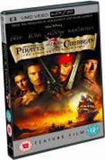 Miscellaneous Pirates Of The Caribbean UMD Movie PSP