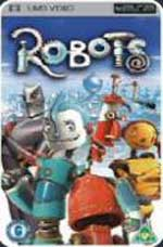 Miscellaneous Robots UMD Movie PSP