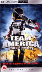 Miscellaneous Team America World Police UMD Movie PSP
