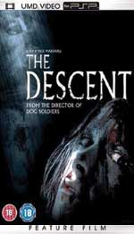Miscellaneous The Descent UMD Movie PSP