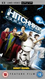 Miscellaneous The Hitchhikers Guide To The Galaxy UMD Movie PSP