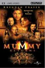 Miscellaneous The Mummy Returns UMD Movie PSP
