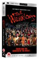 Miscellaneous The Warriors UMD Movie PSP