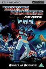 Miscellaneous Transformers The Movie UMD Movie PSP