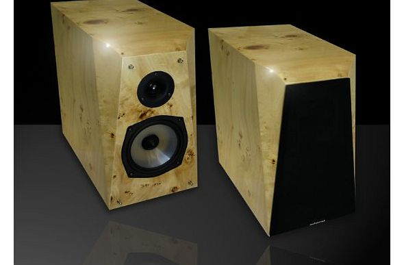 Mistral Bow 3 loudspeakers top end hifi