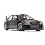 mitsubishi Lancer WRC 2005 Plain Body - Black