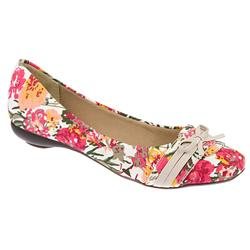 Female BRIO1112 Textile Upper Textile Lining Beira Rio in Multi Coloured