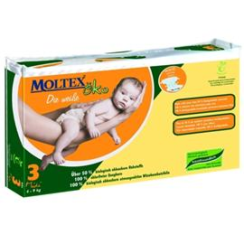 Disposable Nappies Midi 8.5 - 20lb / 4
