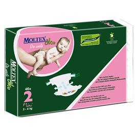 Disposable Nappies Mini 6.5 - 11lb / 3 -