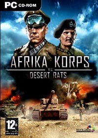 Desert Rats vs Afrika Korps PC