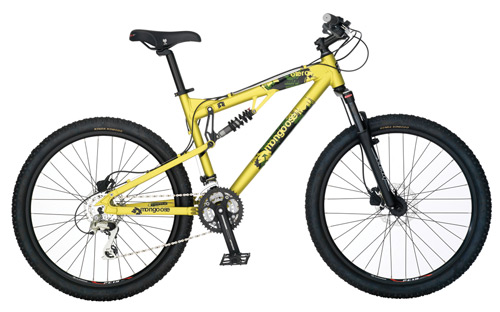 Otero Elite 2007 Mountain Bike