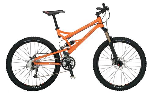 Teocali Elite 2006 Mountain Bike