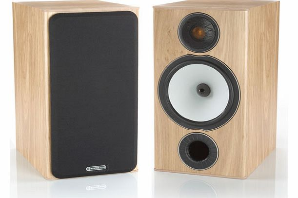 Monitor Audio BRONZE-BX2-NOAK Hifi Speaker