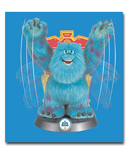 Sulley Roomguard figure