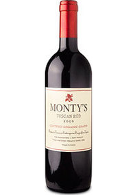 2009 Montys Tuscan Red, IGT, Toscana