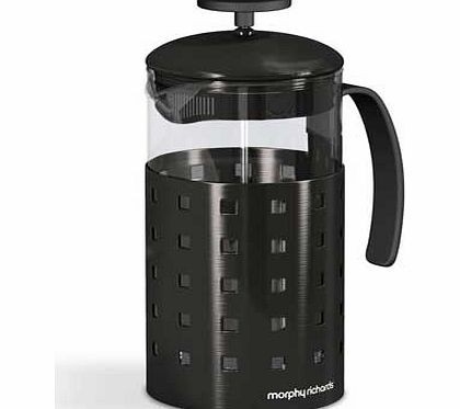 Morphy Richards Accents 8 Cup Filter Cafetiere -