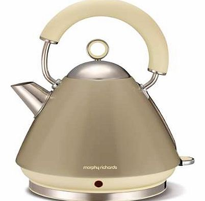 Morphy Richards Barley Accents Kettle