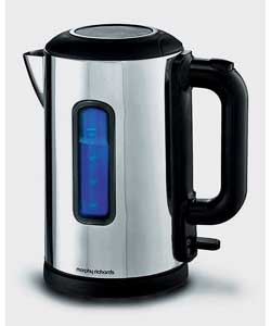 MORPHY RICHARDS Stainless Steel Metallik Kettle