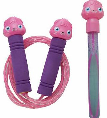 Monsters Poppet Skipping Rope