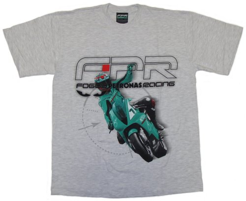 Foggy Petronas Image T-Shirt Grey