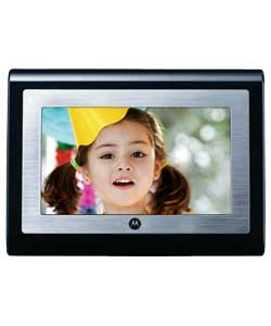 Motorola 7in Digital Photo Frame