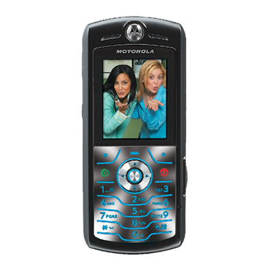 Motorola L6 UNLOCKED BLACK PLATINUM PACK