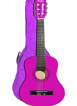 Music Alley Junior Guitar - Purple