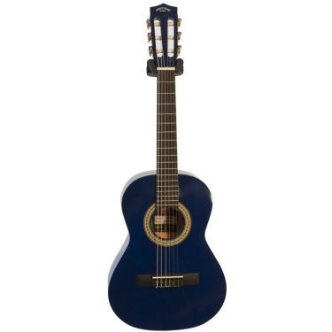 Music Sales Pure Tone: 3/4 Size Classical Guitar (Blue)