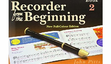 Music Sales Recorder from the Beginning: Pupils Edition Bk. 2
