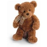 Gund 32cm Pudding the Musical Bear