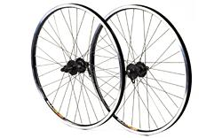 M:Part - Deore Disc/Mavic XC717 Black 32 Hole Rear Wheel