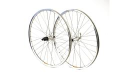 M:Part - XT/Mavic XC717 Silver 32 Hole Front Wheel