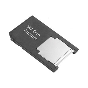 MyMemory M2 / Pro Duo Adapter