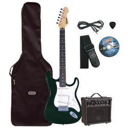 Electric guitar Outfit Black