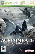 Ace Combat 6 Fires Of Liberation Xbox 360