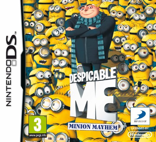 Despicable Me (Nintendo DS)