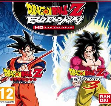 Dragon Ball Z Budokai HD Collection - PS3 Game