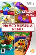 Namco Museum Remix Wii