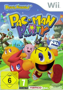 Pacman Party Wii
