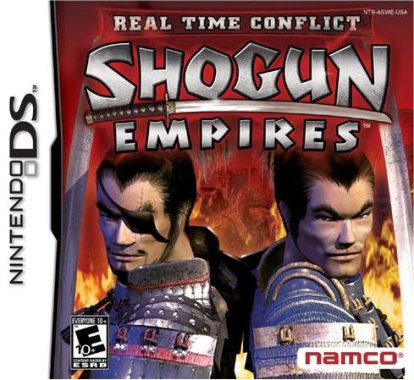 Real Time Conflict Showgun Empires NDS