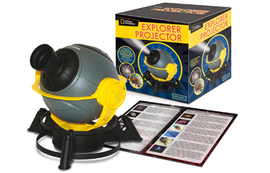 Geographic - Explorer Projector