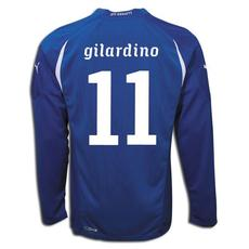 Puma 2010-11 Italy World Cup Long Sleeve Home