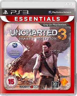 Uncharted 3: Drakes Deception PS3 Game