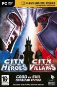 NCSoft City of Heroes & City Of Villains Good vs Evil PC