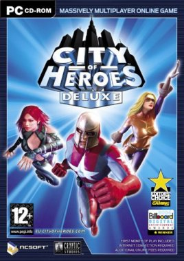 City of Heroes Deluxe PC